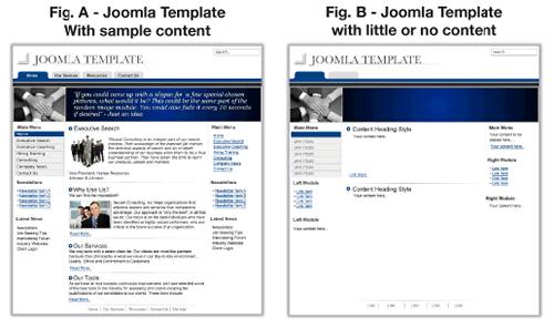 Как создать шаблон для joomla 25 с нуля